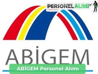 Trabzon Abigem Personel Alımı ve İş İlanları