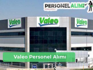 Valeo Otomotiv Personel Alımı ve İş İlanları